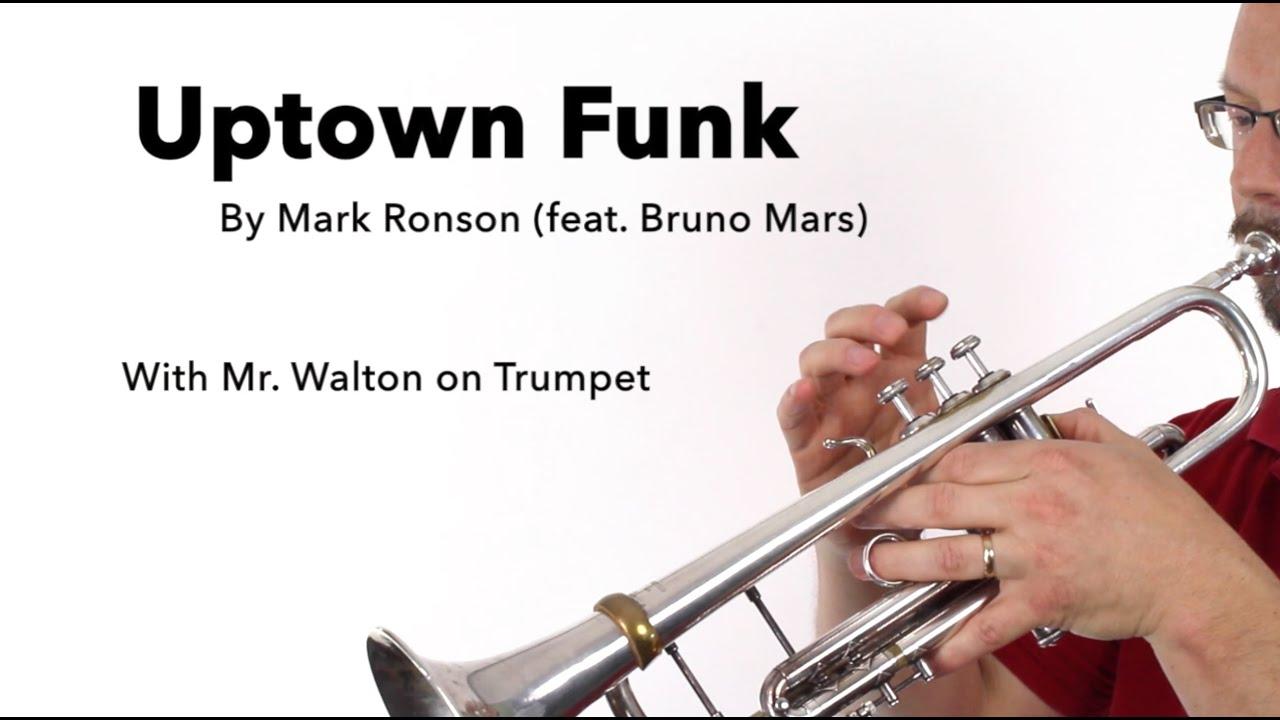 TRUMPET – Uptown Funk! | GoBando