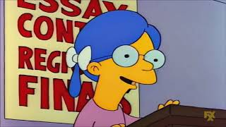 The Simpsons: Lisa Wins an Essay Competition thumbnail