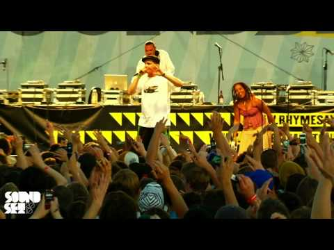 "Atmosphere - ""Sunshine"" live at Soundset"