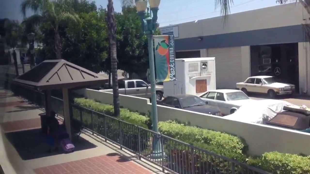 Metrolink Train 382 Los Angeles Union Station Rancho Cucamonga