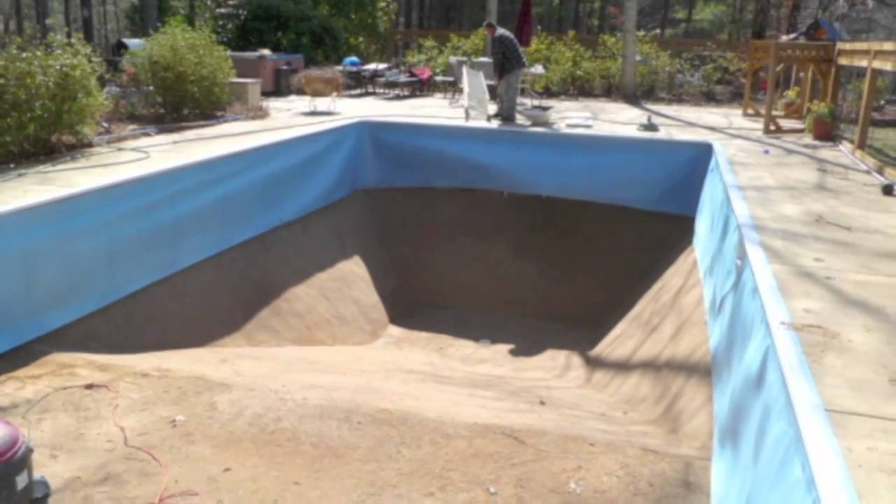 Atlanta Ga Fulton County Swimming Pool Liner Replacement