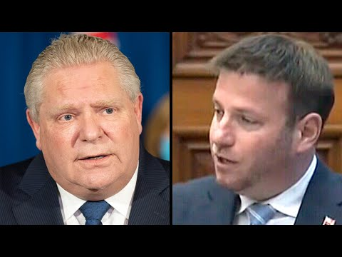 Ford turfs MPP who claimed that COVID-19 lockdowns are doing more harm than good