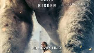 Rampage ROCK NEW MOVIE DOWNLOAD DUAL AUDIO HERE