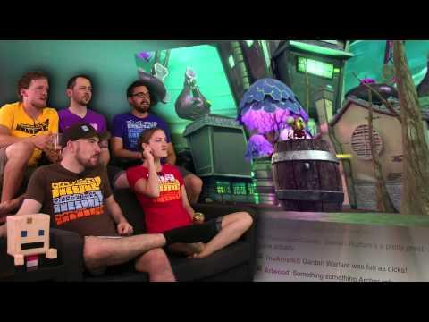Plants vs. Zombies Garden Warfare 2 Announcement Trailer!