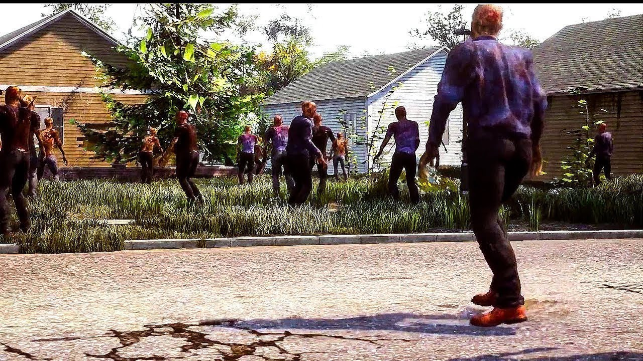 Top 10 Awesome Upcoming Zombie Games Of 2019 2020 Ps4