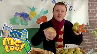Me Too! - The Farmer's Market | Full Episode | TV for Kids