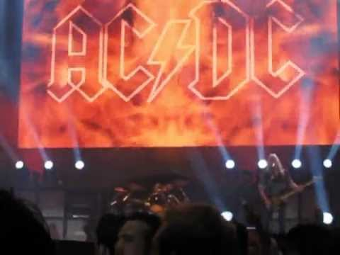 ac dc highway to hell live in san diego ca 6 sep 2009 youtube. Black Bedroom Furniture Sets. Home Design Ideas
