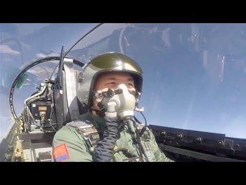 China's domestic fighter jet starts combat duty