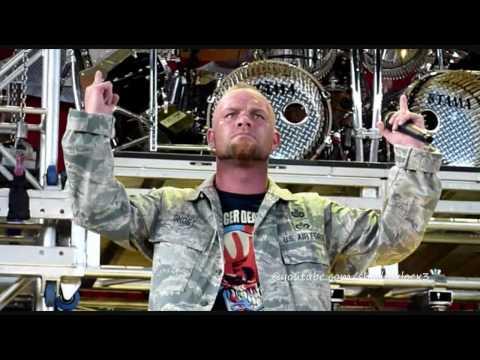 5FDP No One Gets Left Behind LIVE Five Finger Death Punch Mayhem Fest AZ FFDP