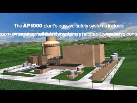 Westinghouse ap1000 pwr overview youtube - Westinghouse and living ...