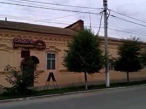 Камышин. Владение Парамонова, два дома