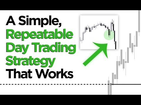 Download A Simple Repeatable Beginners Trading Strategy (That Works)