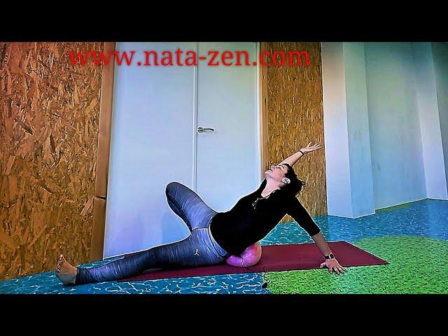 Yoga para la flexibilidad : isquiotibiales 🛀