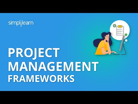 Project Management Framework | PMP® Training Videos | Project Management Tutorial | Simplilearn