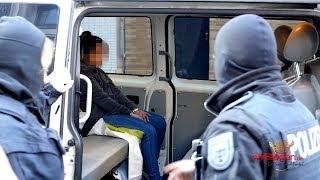 Bundesweite Großrazzia gegen Zwangsprostitution und Menschenhandel (Siegen/NRW)