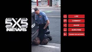 Minneapolis Police Kill Murder George Floyd an Unarmed Handcuffed Black Man | RAW | UNCUT