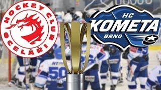 NHL 18 se Sirem | FINÁLE | HC Oceláři Třinec-HC Kometa Brno | CZ/SK