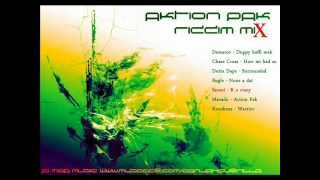 Aktion Pak Riddim Mix [FULL] [Apr 2012] [Daseca Productions]