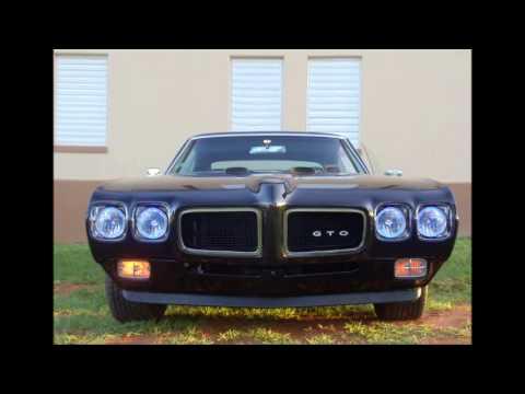 1970 GTO Restoration Puerto Rico
