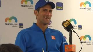 "Novak Djokovic Funny Moment, Left Speechless after Being Called A ""Veteran""!"