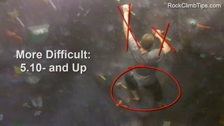 Rock Climbing Exercises - Building Rock Climbing Strength Training - Lesson 1