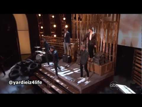 The Wanted - Chasing The Sun / Glad You Came HD (Live at Billboard Music Awards 2012)