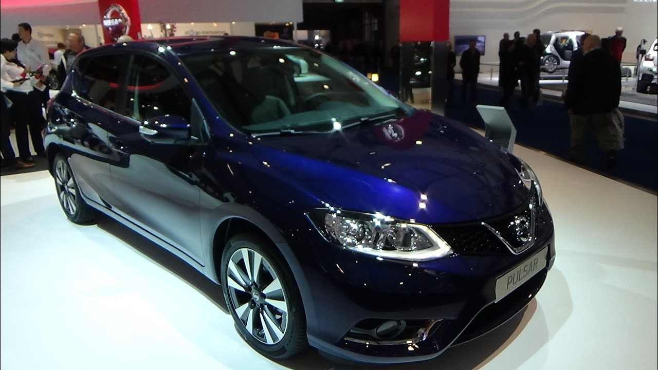 2015 nissan pulsar dci 110 6m tekna youtube. Black Bedroom Furniture Sets. Home Design Ideas