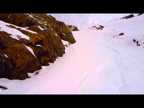 Backcountry Skiing Stubai Austria