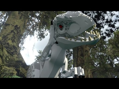LEGO JURASSIC WORLD - COMBATE CON RESULTADO INESPERADO