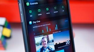 Top 5 Widgets for iOS 8