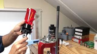 Lee pro auto disk powder measure
