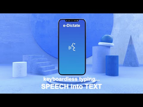 e-dictate---speech-to-text