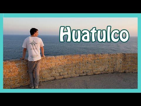 ¿Qué hacer en HUATULCO? Las MEJORES VISTAS y sus MIRADORES