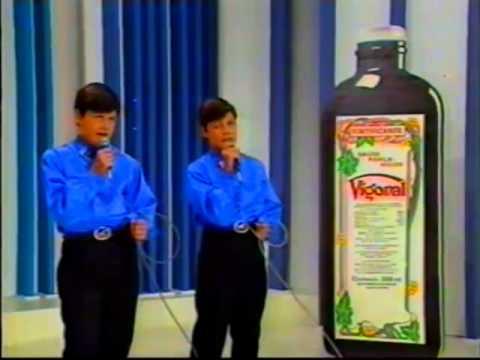 Luiz e Luizinho - Filho Pródigo - Programa Raul Gil 1992