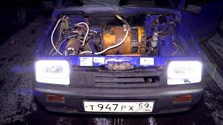 Бюджетный электромобиль своими руками это реально!!