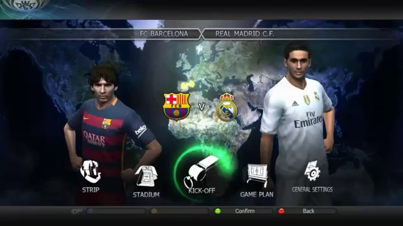 PES 2011 PATCH 2016 - Review (PC/HD)