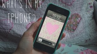 Что в моём IPhone? | What's in my IPhone? ♡ Beaunat