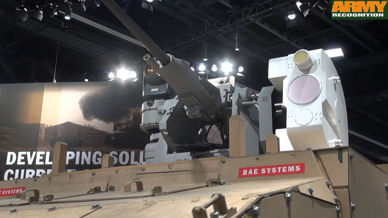 BAE Systems Future Technology Demonstrator with Directed ...