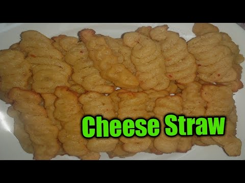 How To Make Cheese Straw Step By Step/Cooking With Afton🇬🇾🇬🇾