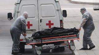 Массовые смерти возвращение удаленки Коронавирус в Москве
