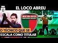 A curiosa saga do técnico-jogador Loco Abreu no Boston River | UD EXPLICA