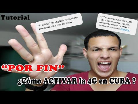 !! Cómo TENER 4G En CUBA Sin COMPRAR Los PAQUETES !!  (RÁPIDO Y FÁCIL)