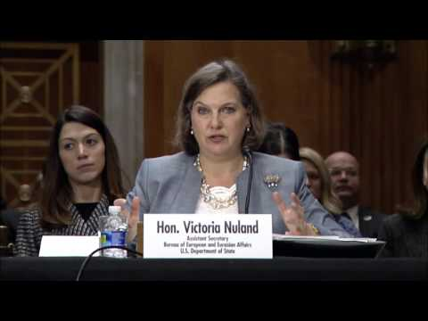 Assistant Secretary Nuland Testifies before Senate on Ukraine
