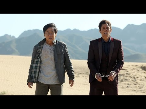 How to have a party in Mongolia with Jackie Chan and Johnny Knoxville