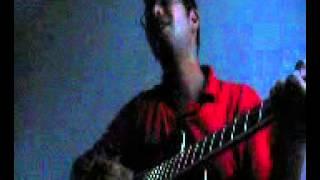 Tere bin me yu kese jiya guitar cover by bunty ameta