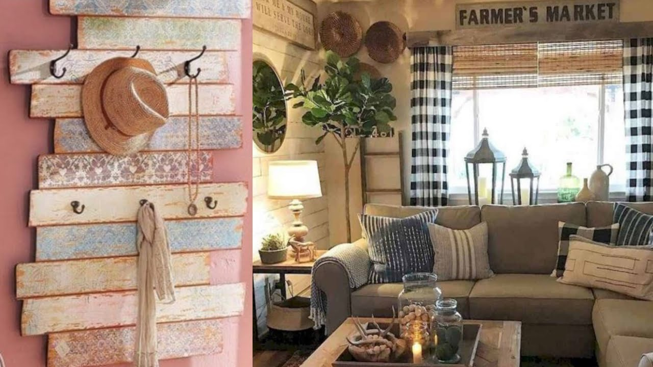 Shabby chic diy project ideassubscribe for weekly design. Shabby Chic Decorating Ideas Youtube