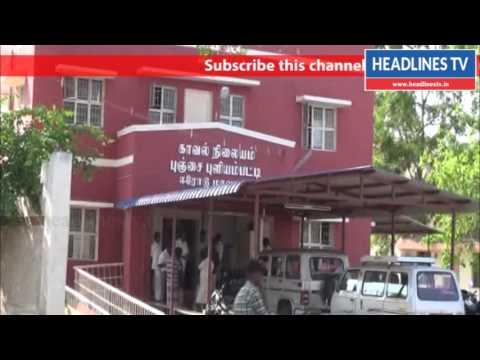 #Theft in #sathyamangalam#headlinestv