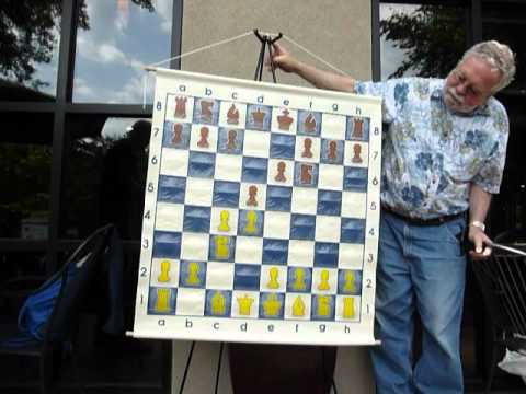 Chess Club of Cobb Lesson 1 part 1 of 3