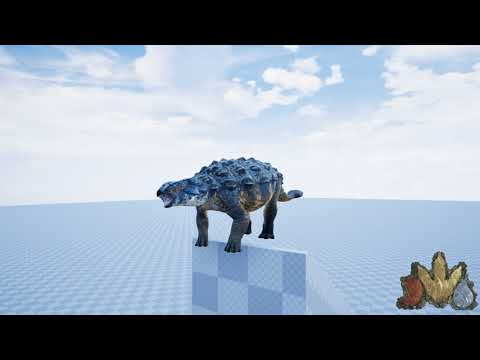 The Isle | Ankylosaurus sounds *Updated*