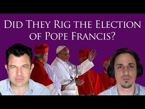Did they rig the Election of Pope Francis (plus Chile refusal of Communion on tongue)